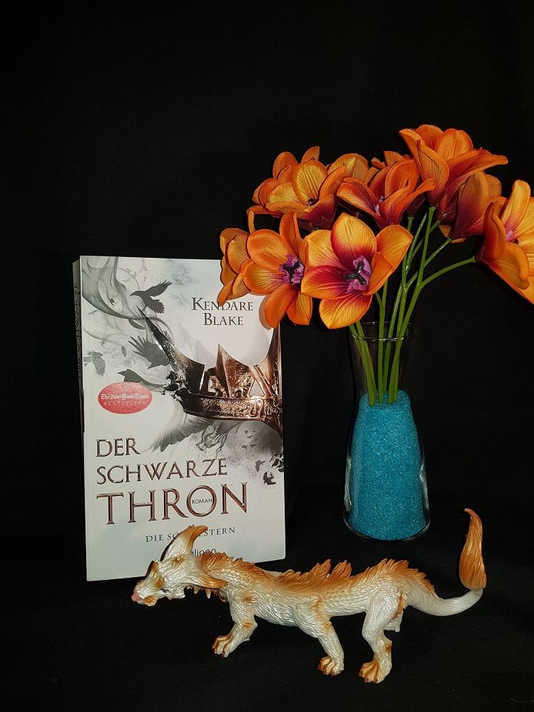 Der schwarze Thron – Die Schwestern von Kendare Blake