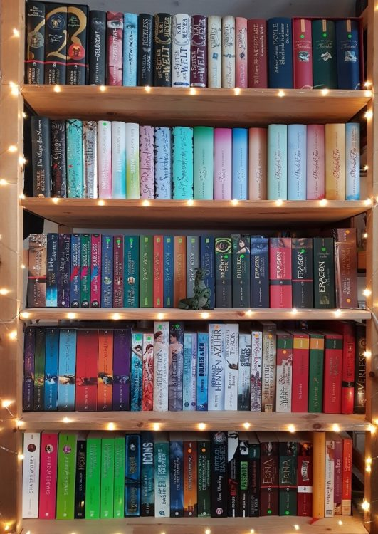 Warum ich Bücher so liebe