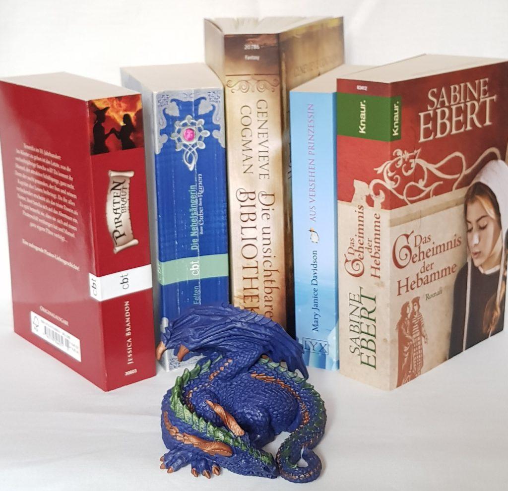 SUB Bücher die schon ewig in meinem Regal stehen - Teil 2