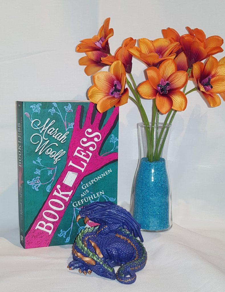 Bookless - Gesponen aus Gefühlen von Marah Woolf