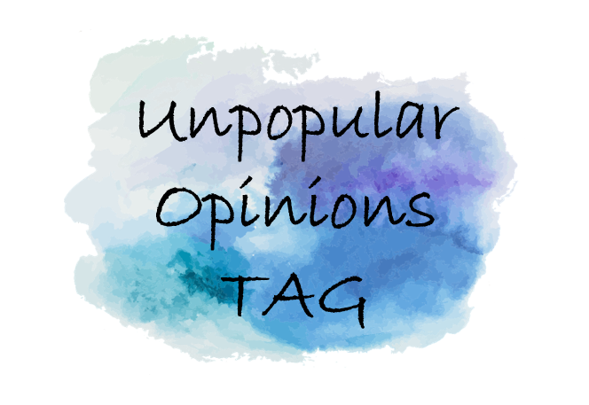 Unpopular Opinions Tag